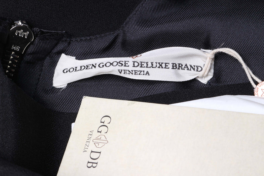 Golden Goose Deluxe Brand/Dress/Silk/NVY
