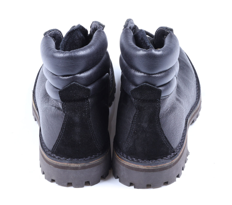 CEBO/Trekking Boots/42/BLK/Leather