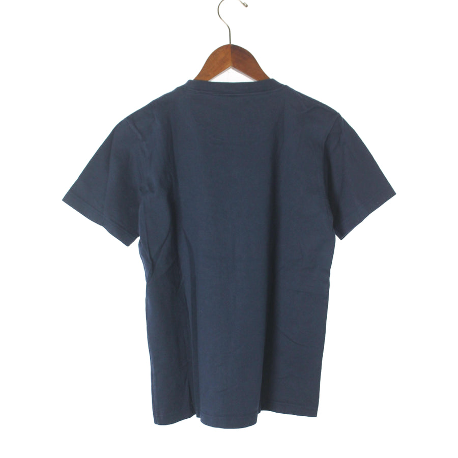 WHITE MOUNTAINEERING/O/T-Shirt/NVY