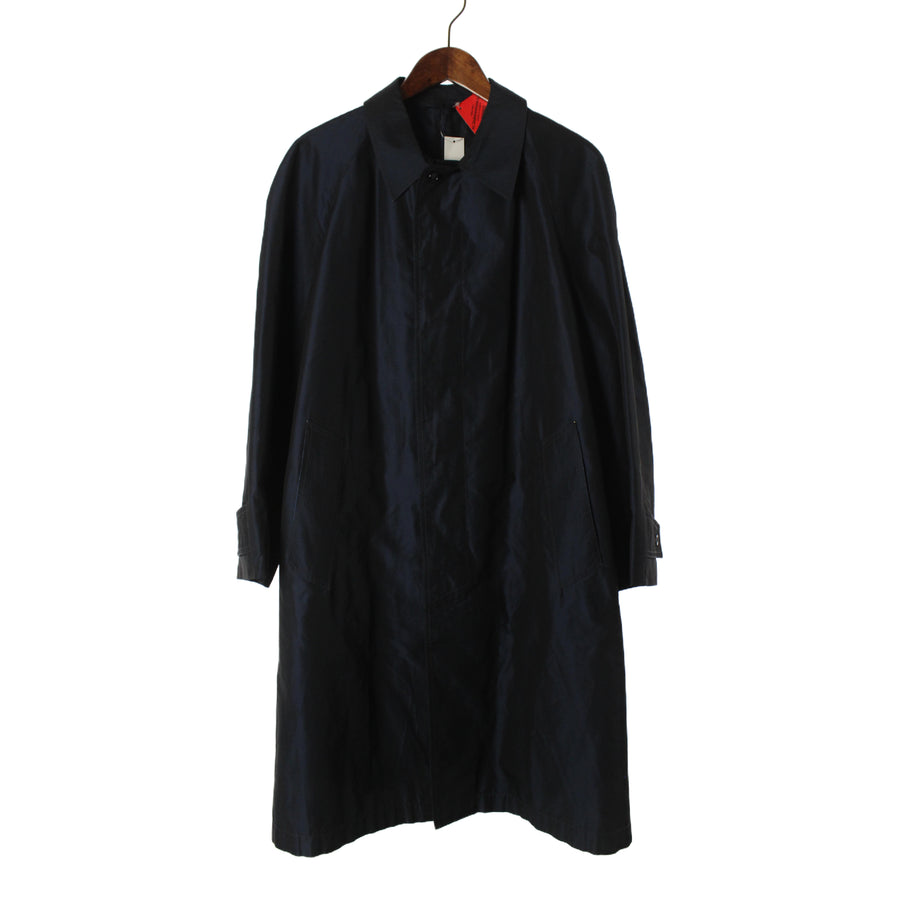 SEALUP/BalCollar Coat/Nylon/NVY