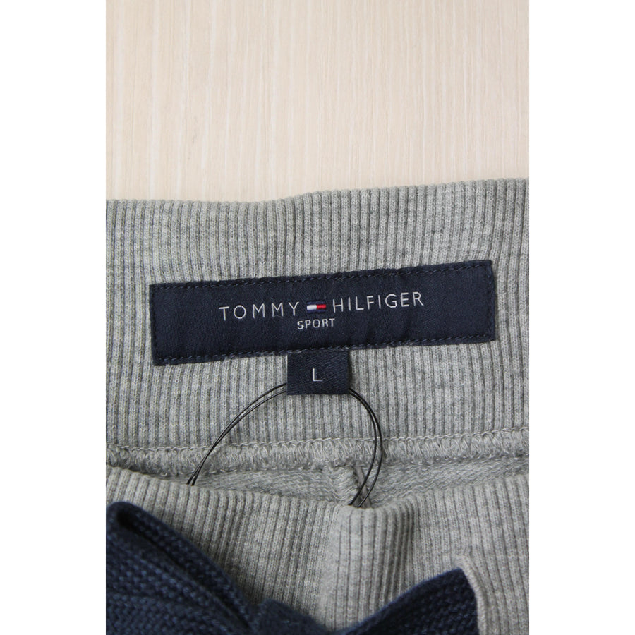 TOMMY HILFIGER/Sweatshirt Pants/L/Cotton/GRY