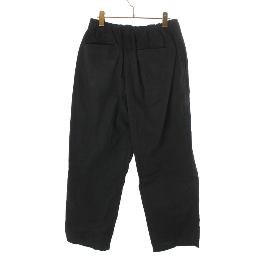GOOFY CREATION/Pants/FREE/Cotton/BLK