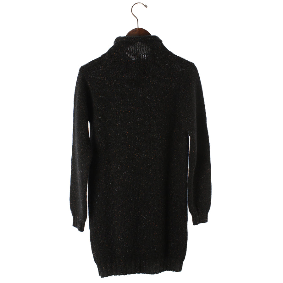 James Charlotte/Sweaterf/Wool/BLK