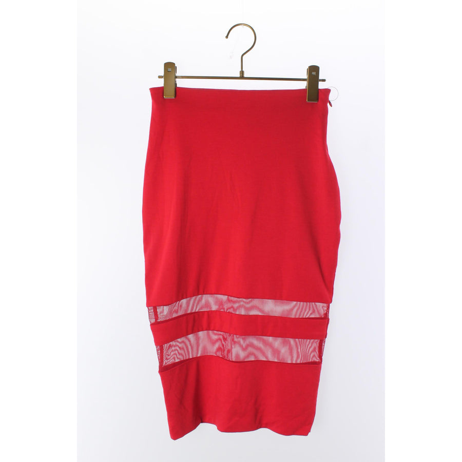 T by ALEXANDER WANG/T&B Set/XS/Rayon/RED