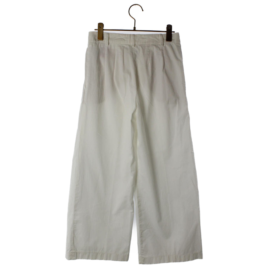 ASPESI/Wide Pants/36/Cotton/WHT/H103/E031/49