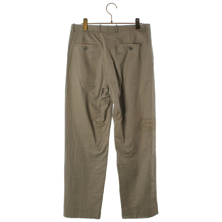 JIL SANDER/Pants/Cotton/BEG