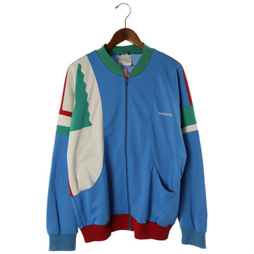 adidas/Track Jacket/Polyester/Multi Color