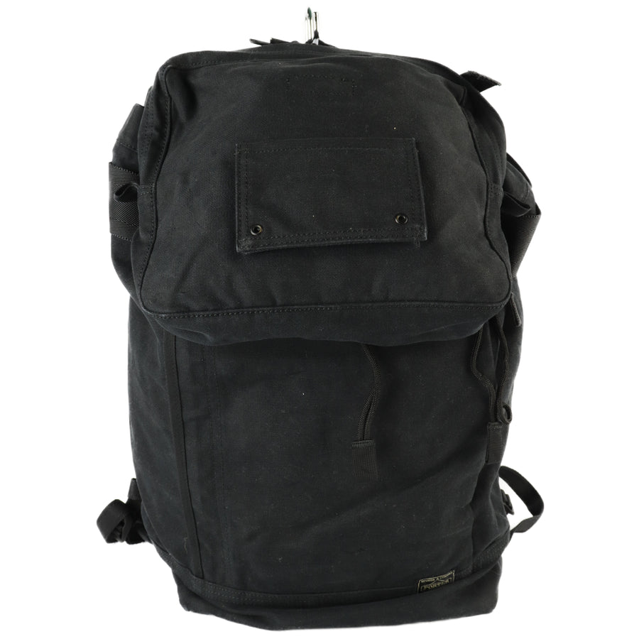 PORTER/Backpack/BLK/Plain