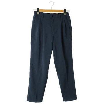 UNITED ARROWS/Tapered pants/XS/Polyester/BLU/Plain