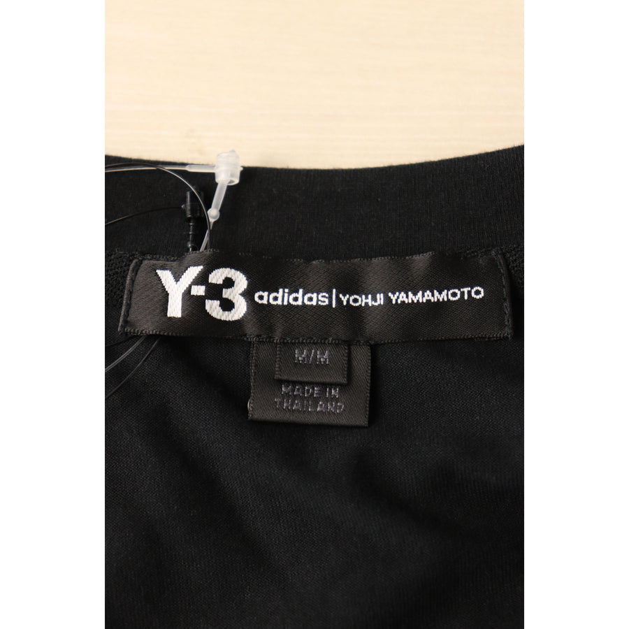 Y-3/T-shirt/M/Cotton/BLK