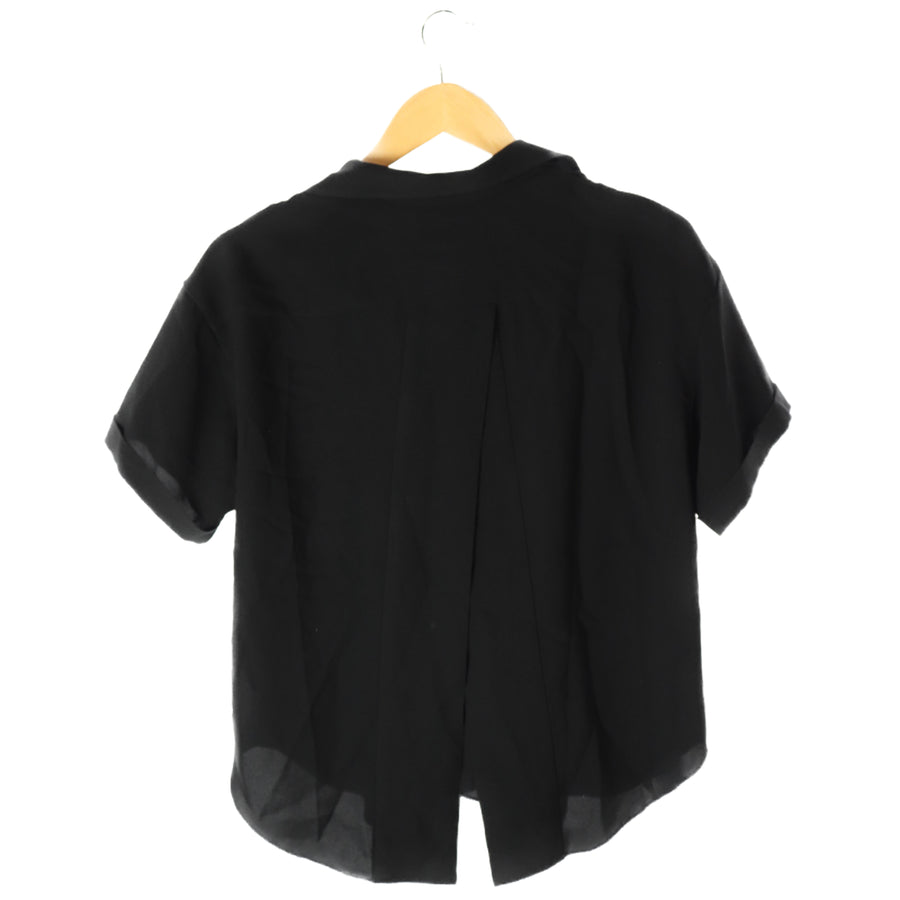 SS Blouse/S/BLK