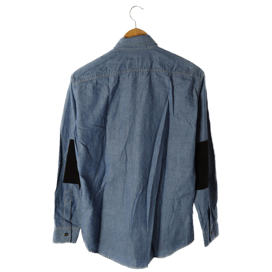 DSQUARED2/LS Shirt/42/Cotton/IDG
