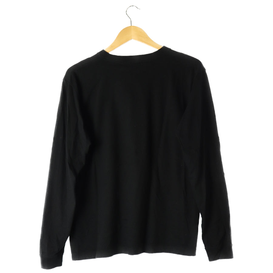 NAPE/LS T-Shirt/1/Cotton/BLK