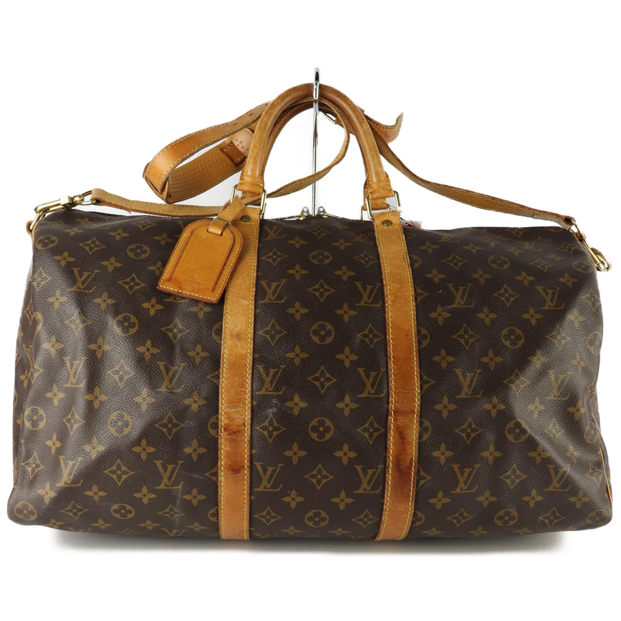 LOUIS VUITTON/Boston Bag/BRW