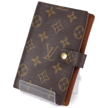 LOUIS VUITTON/agenda PM  Monogram Canvas/BRW