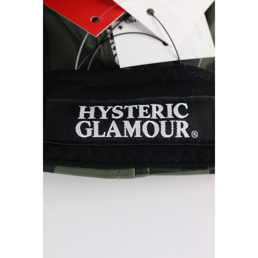 HYSTERIC GLAMOUR/Cap/FREE/GRN/Nylon