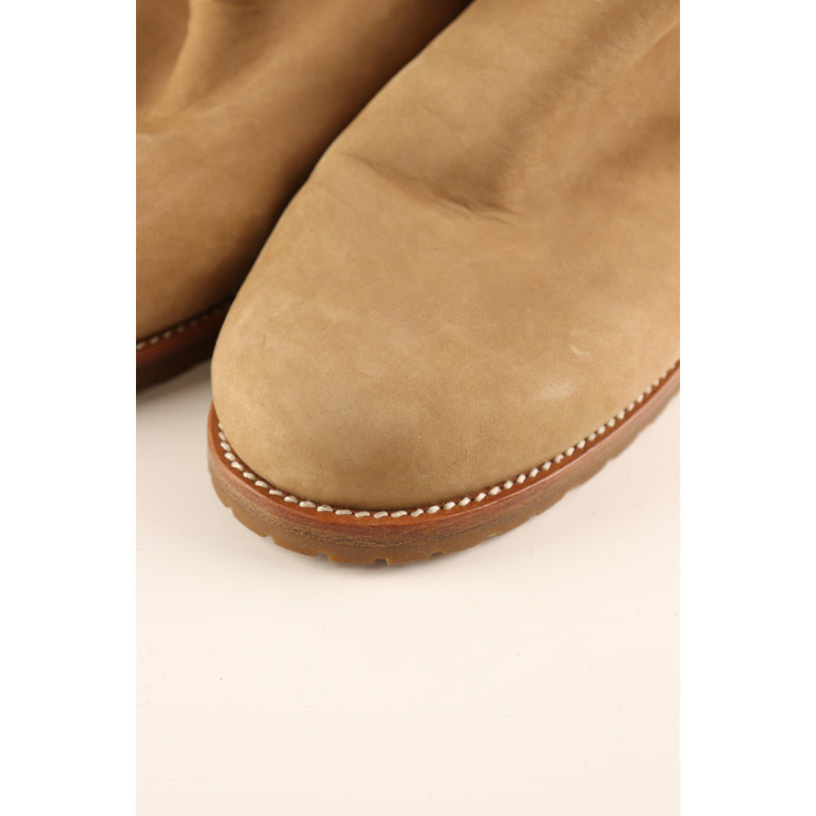 SEE BY CHLOE/Long Boots/37/BEG/Suede