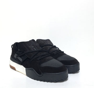 Adidas/11.5/Low-Sneakers/BLK/Others/Plain