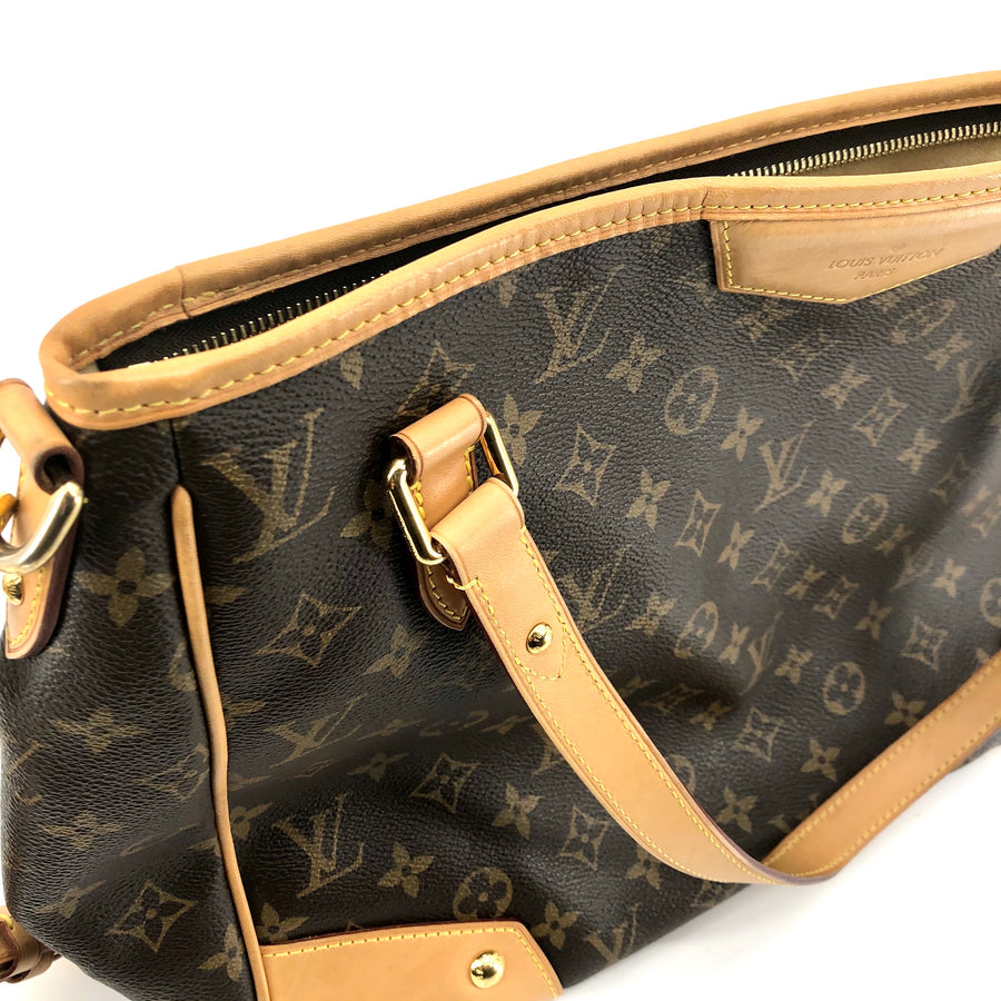 LOUIS VUITTON/Tote Bag/Estrela MM/Monogram/BRW/M41232