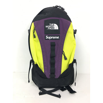 Supreme × The North Face /OS/Backpack/MLT/Nylon/Plain