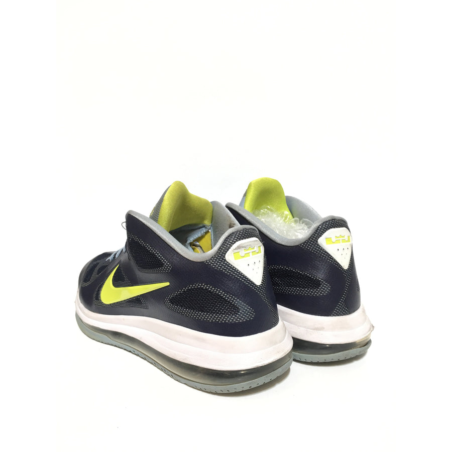 NIKE/LEBRON 9 LOW/11.5/Low-Sneakers/NVY/Others/Plain