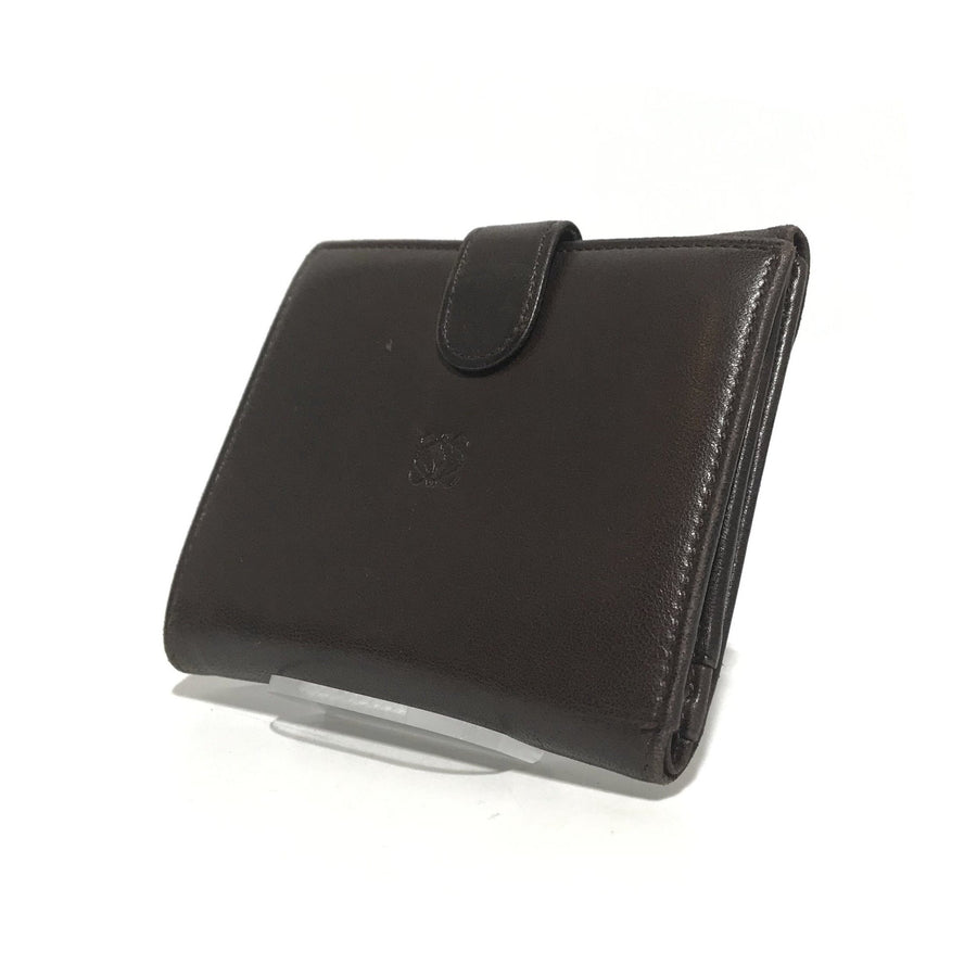 LOEWE/Bifold Wallet/Leather/BRW