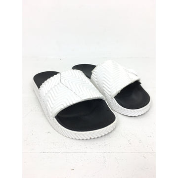 Adidas × Alexander wang/6/Sandals/WHT/Others/Iridescent
