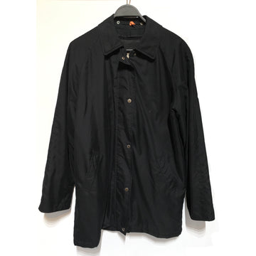 BURBERRY/12/Jacket/BLK/Wool/Plain