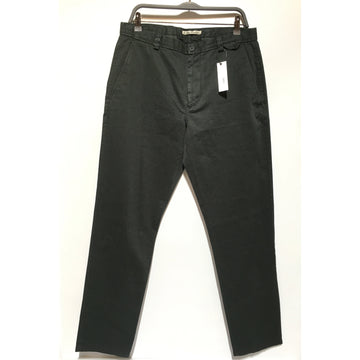 Acne/50/Pants/BLK/Cotton/Plain