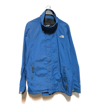 THE NORTH FACE//Windbreaker/XL/BLU/Nylon/Plain