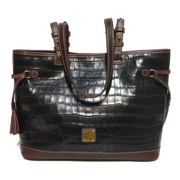 DOONEY&BOURKE/BAG/Bag/BRW/Leather/Plain