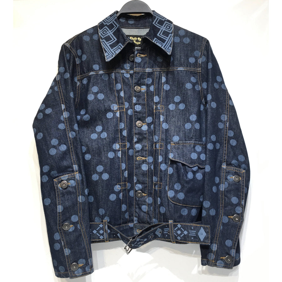 A Child of the Jago/36/Denim Jkt/BLU/Cotton/Plain