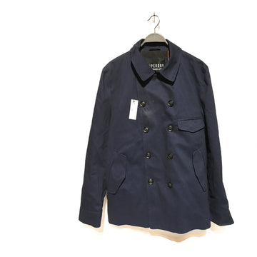 Superdry//Peacoat/2XL/NVY/Cotton/Plain