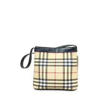 BURBERRY//Bag/MLT/Others/Plaid