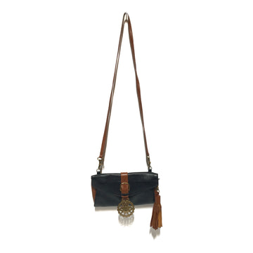 VIVIENNE WESTWOOD/MEDALIAN/Cross Body Bag/./BRW/Leather/Border