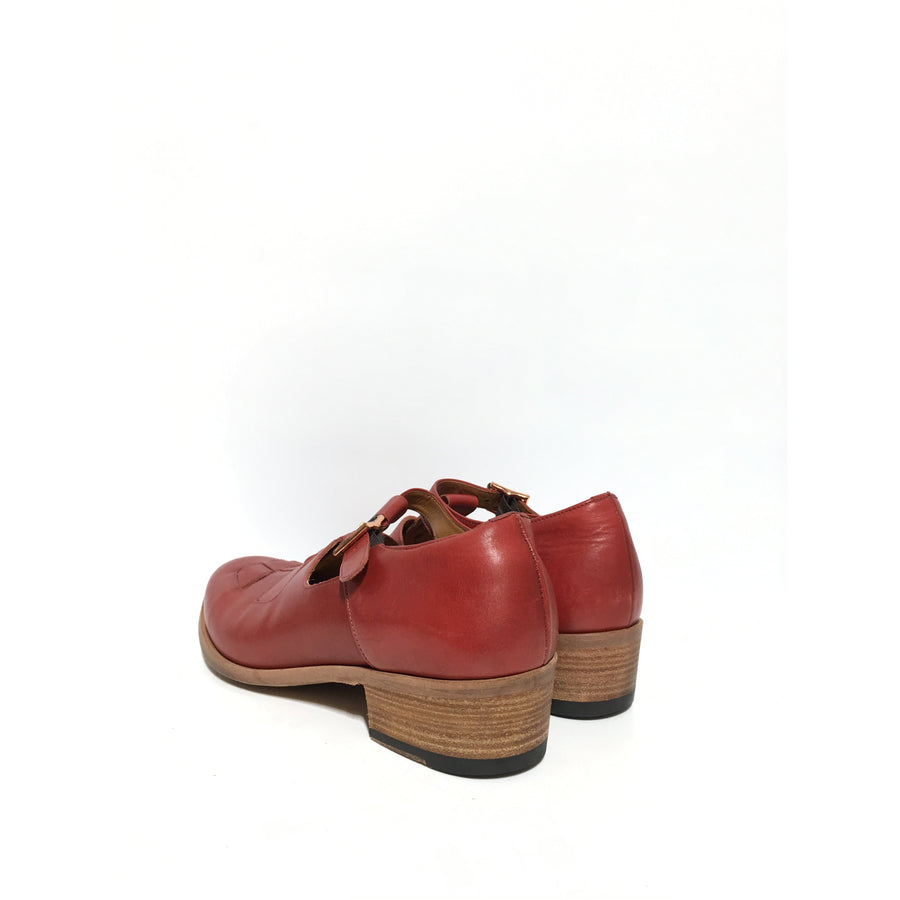 Paul Smith/Shoes/UK7/RED/Leather