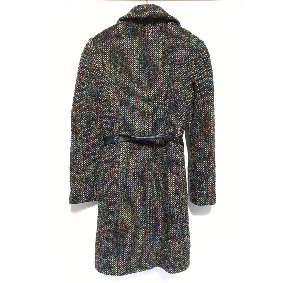 Trina Trunk///Coat/MLT/Wool
