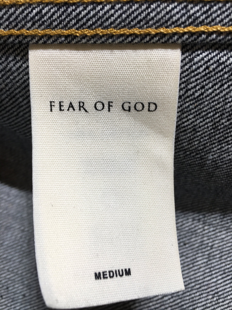 FEAR OF GOD/M/Coverall