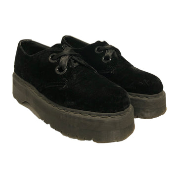 Dr.MARTENS//Shoes/US8/BLK/Polyester/Plain