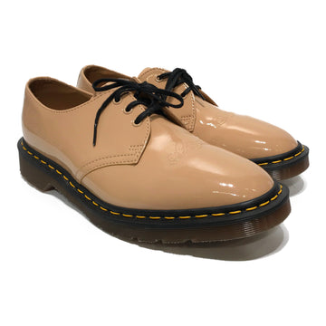Dr.MARTENS/DR.MARTNES X UNDERCOVER/Shoes/US10/BEG/Leather/Plain