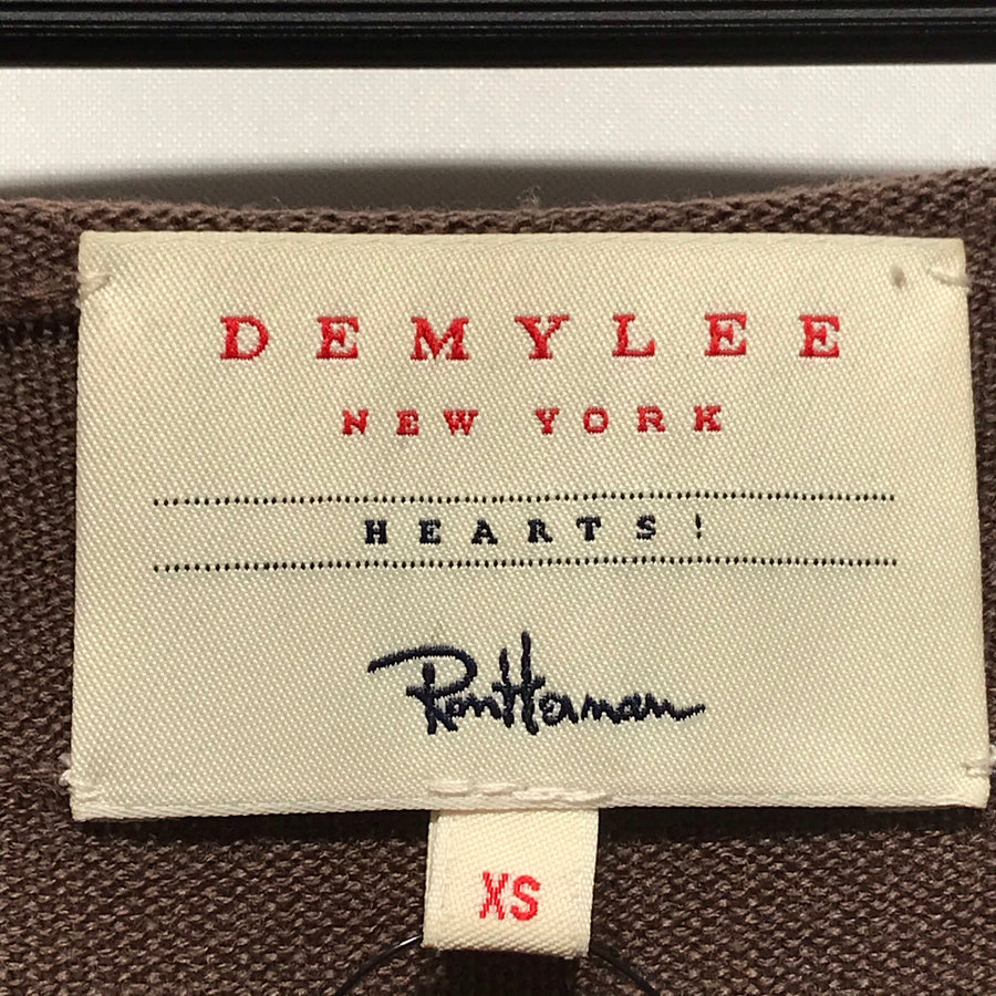 Ron Herman/DEMYLEE/Sweater/XS/Wool/BRW
