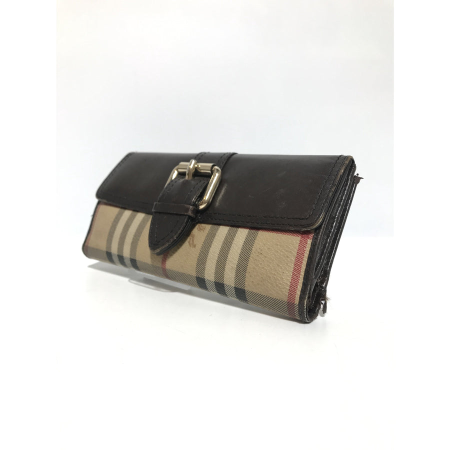 BURBERRY/-/Long Wallet