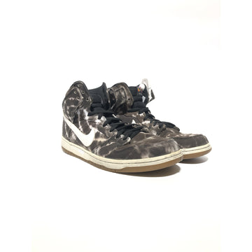 NIKE/11/Hi-Sneakers/GRY/Others/Plain