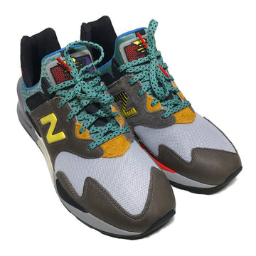NEW BALANCE//Low-Sneakers/US9.5/MLT/Others/Plain