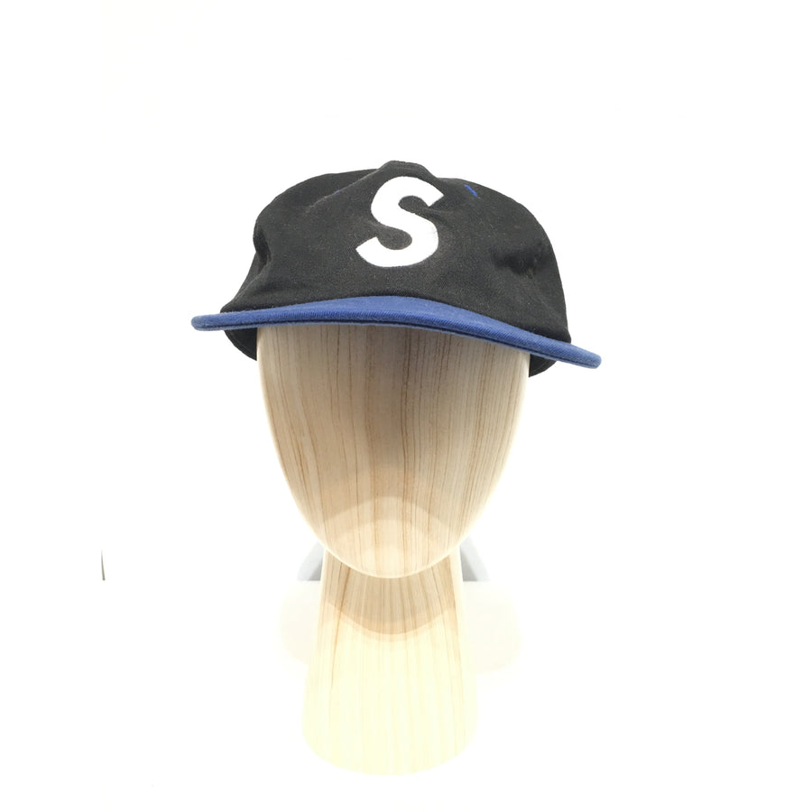Supreme/Cap/BLK/Cotton/Plain/S Logo/16ss