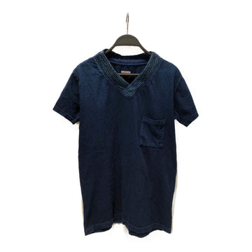 KAPITAL//T-Shirt/3/IDG/Cotton/Plain