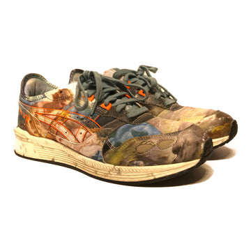 ASICS/ASICS X VIVIENNE WESTWOOD/Shoes/10/MLT/Faux Leather/Graphic