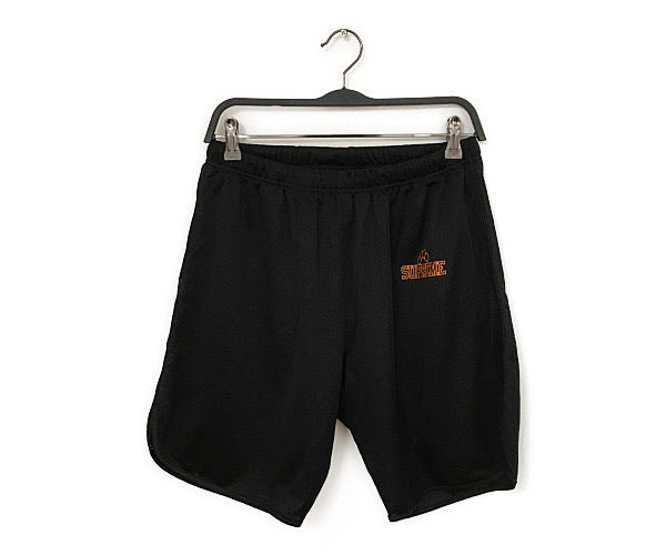#Supreme/Shorts/M/Polyester/BLK