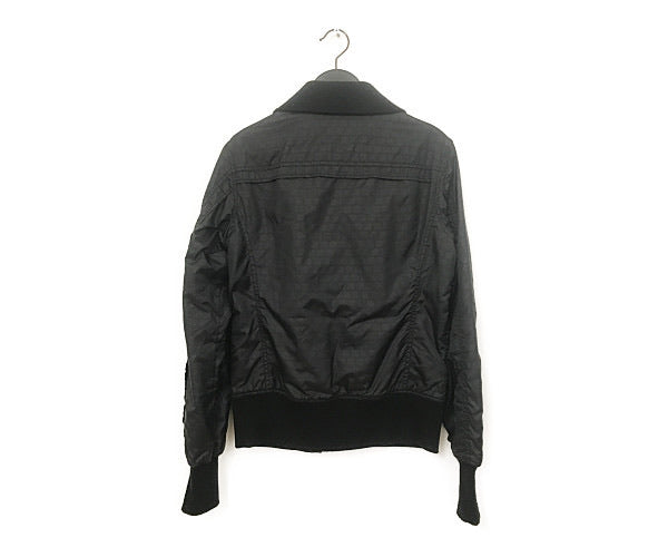 Hysterics/Windbreaker/F/Nylon/BLK