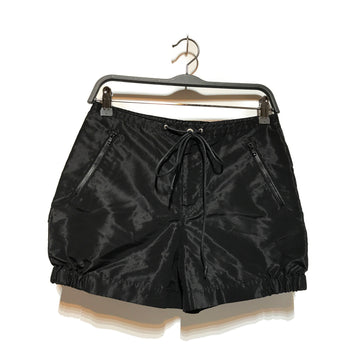 Sacai//Shorts/1/BLK/Nylon/Plain